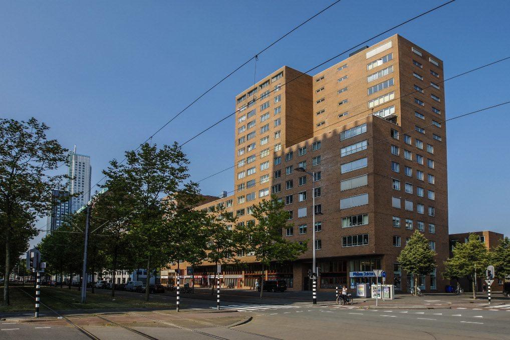 Appartementen huizen iris housing rotterdam for Huizen huur rotterdam